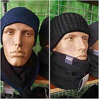 Мужские шарфы хомуты, фото 1