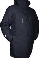 Мужская горнолыжная куртка Snow Headquarter Omni-Heat (Темный джинс) P. M, L, XL, XXL