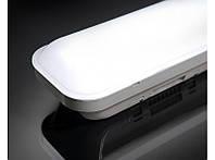 LED-светильник пыле-влагозащищенный 1180*86*66мм 220-240V IP65