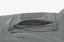 Куртка COMMANDER - Shark Skin Windblocker - олива ||BL-CMR-FM-02, фото 3