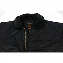 Куртка CWU - чёрная   KU-CWU-NL-01, фото 2
