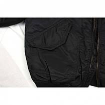 Куртка CWU - чёрная   KU-CWU-NL-01, фото 3