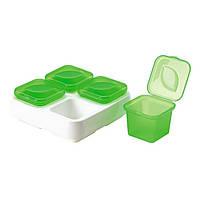 Контейнеры для заморозки зелени и специй Snips, фото 1