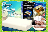Подушка memory pillow