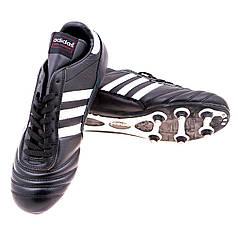 Бутсы Adidas 10 шипов откручиваются 220(213А-1)