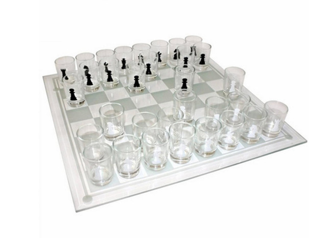 Шахматы рюмка интернет-магазин