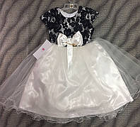 Нарядное платье для девочек 122-152см