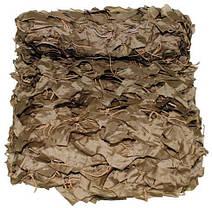 Сеть маскировочная, Размер 3х2. Цвет coyote tan, фото 2