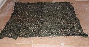 Сеть маскировочная, Размер 3х2. Цвет  oliv