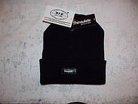 Шапка MFH Thinsulate черная