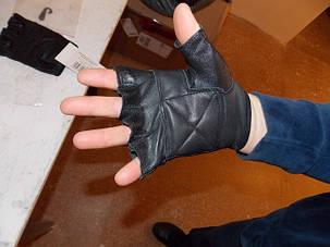 Перчатки беспалые.Deluxe, фото 2