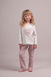 Пижама для девочки GNP 012/001 (ELLEN) Рост 92