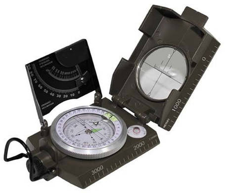 Итальянский компас MFH, фото 2