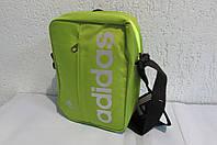 Сумка  Adidas (8236) салатовая код 0479 А