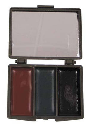 Карандаш для нанесения маск.краски на кожу., фото 2