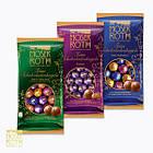 Шоколадні кульки з праліне Moser Roth Mini Chocoladenkugeln Edel Nugat, 150 гр., фото 2