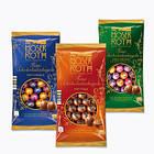 Шоколадні кульки з праліне Moser Roth Mini Chocoladenkugeln Edel Nugat, 150 гр., фото 5
