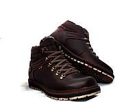 Ботинки мужские Bumer 78 с натуральной кожи стильные, фото 1