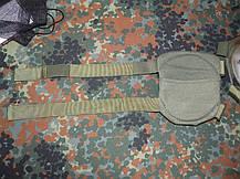 Тактические наколенники MFH.Вудленд, фото 2