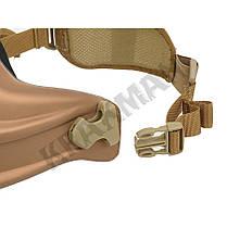 Маска Hard neoprene короткая койот ||M51617117-TAN, фото 2