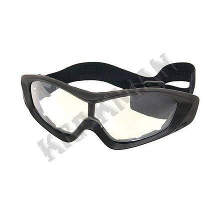 Очки FL8013 прозрачные ||M51617121-TRANS, фото 2