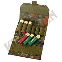 Патронташ для 6-ти патронов 12 кал. - флектарн ||M51613002-FG