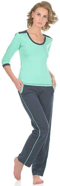 Жіночі піжами та комплект з брюками