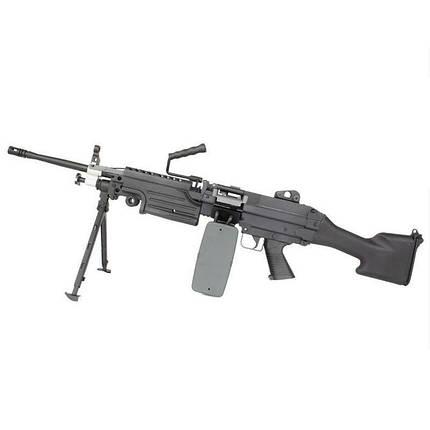 Пулемет M249 MKII PJ249 MKII [P&j], фото 2