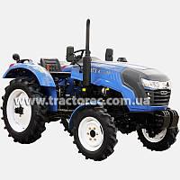 Трактор ДТЗ 4244Н, 24 л.с, 3 цил, 4*4, бесплатная доставка! Новинка 2016 года