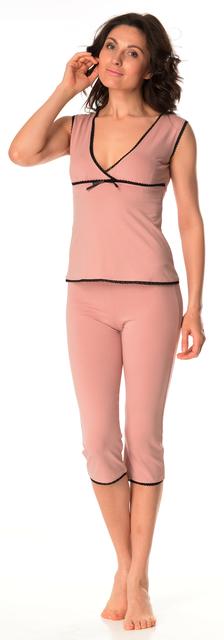 Жіночі піжами та комплекти з бриджами