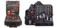 Набор Инструментов с трещоткой Kraftroyal line 256  предметов в Кейсе