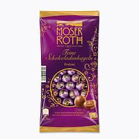 Шоколадные шарики с пралине Moser Roth Mini Chocoladenkugeln Praline, 150 гр.