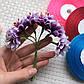 """Пучок квітів """"Гиоргина"""" для віночків., фото 3"""