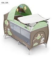 Детский манеж-кровать Cam Daily Plus 2017