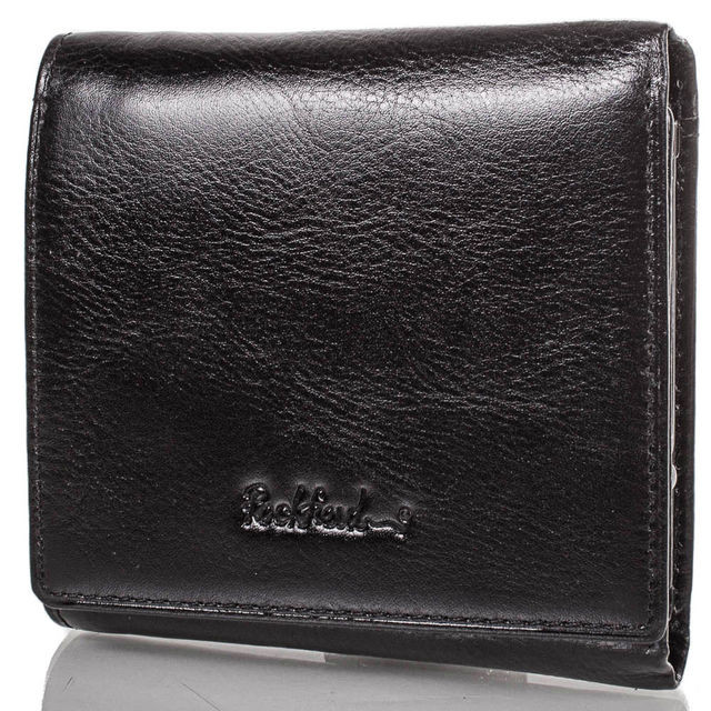 87fbb48a4841 Маленький женский кошелек ROCKFELD DSRH-02-916-2 черный - Интернет-магазин