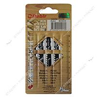 Пилки для лобзиків Rebir T111D, 5 штук/упаковка, 100 мм, HCS, фото 1