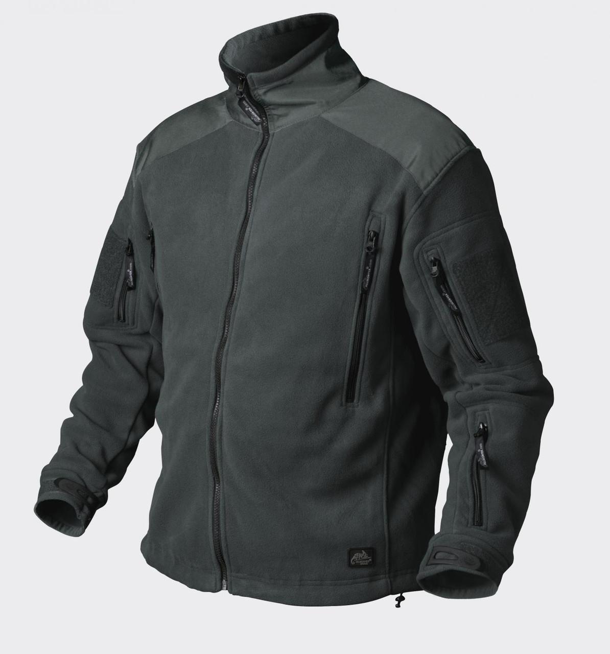 Куртка LIBERTY - Double Fleece - Shadow Grey
