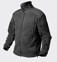 Куртка LIBERTY - Double Fleece - чёрная ||BL-LIB-HF-01