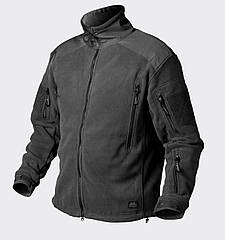 Куртка LIBERTY - Double Fleece - Black