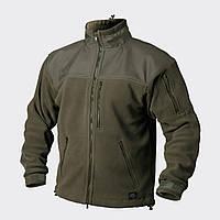 Куртка CLASSIC ARMY - Fleece - олива ||BL-CAF-FL-02