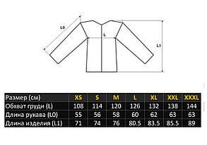 Куртка CLASSIC ARMY - Fleece - чёрная, фото 2