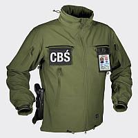 Куртка COUGAR® QSA™+HID™-Soft Shell Windblocker - олива||KU-CGR-SM-02