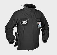 Куртка COUGAR® QSA™+HID™-Soft Shell Windblocker - черная||KU-CGR-SM-01