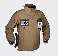 Куртка COUGAR® QSA™+HID™-Soft Shell Windblocker-койот||KU-CGR-SM-11