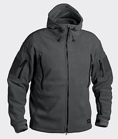 Куртка PATRIOT - Double Fleece - Shadow Grey ||BL-PAT-HF-35