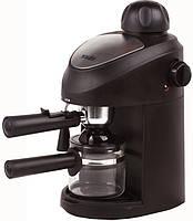 Кофеварка Magio MG-341S Эспрессо, капучино ручное, съемный фильтр