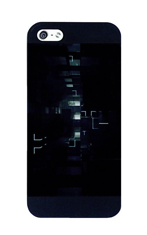 """Чехол """"Матрица"""" для IPhone 5/5s/SE"""