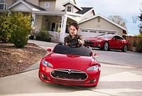 Детский электромобиль Tesla Model S