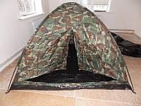 """Палатка """"Monodom"""", цвет-woodland, размер. 210x210x130 см."""