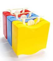 Подставка-автомат для зубочисток. Разные цвета
